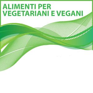 Alimenti vegani e vegetariani